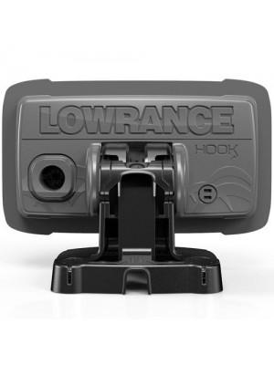 Lowrance hook 2x4 bullet skimmer